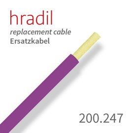 passend für Kummert Hradil BFK push cable suitable for reel H-30/6 from Kummert