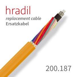 passend für Rausch Câble de remplacement Hradil adapté aux systèmes satellites (câble de caméra 7,5) de Rausch