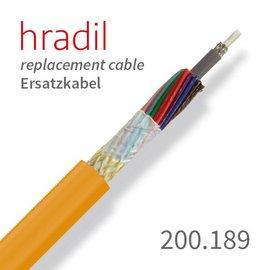 passend für Rausch Hradil Ersatzkabel passend für BRA 95 und RCA 90 von Rausch