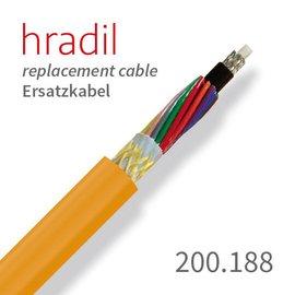 passend für Rausch Câble de remplacement Hradil adapté à RCA 1000 et Proline de Rausch