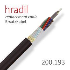 passend für RICO Câble de remplacement Hradil adapté à système multifils de RICO®