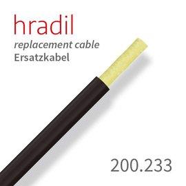 passend für RICO Systèmes à pousser Hradil BFK adapté à RICO® Tiny (6 broches)