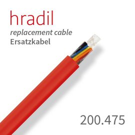 passend für RIDGID Hradil BFK push cable suitable for SeeSnake Mini from RIDGID