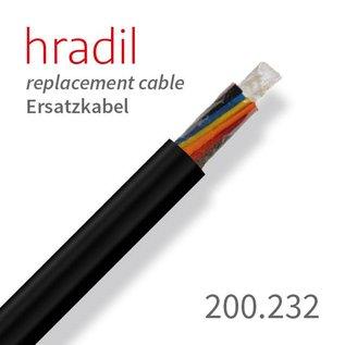 passend für RIDGID Câble à pousser Hradil BFK
