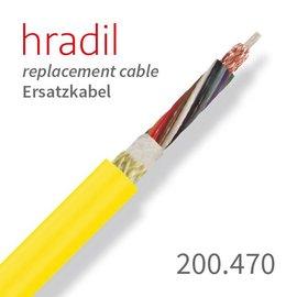 passend für IBAK Hradil Ersatzkabel passend für Modular-System PANORAMO (ARGUS 5) von IBAK