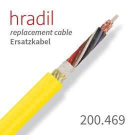 passend für IBAK Hradil Ersatzkabel passend für Modular-System (ARGUS 5, ORPHEUS) von IBAK