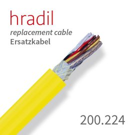 Hradil replacement cable suitable for robots from SIKA