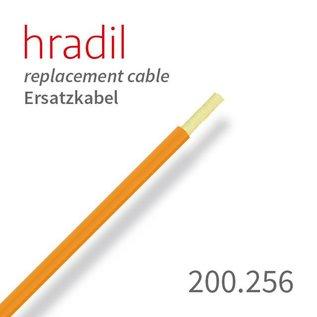 Câble à pousser Hradil GRP 3,5 mm, 3 pôles