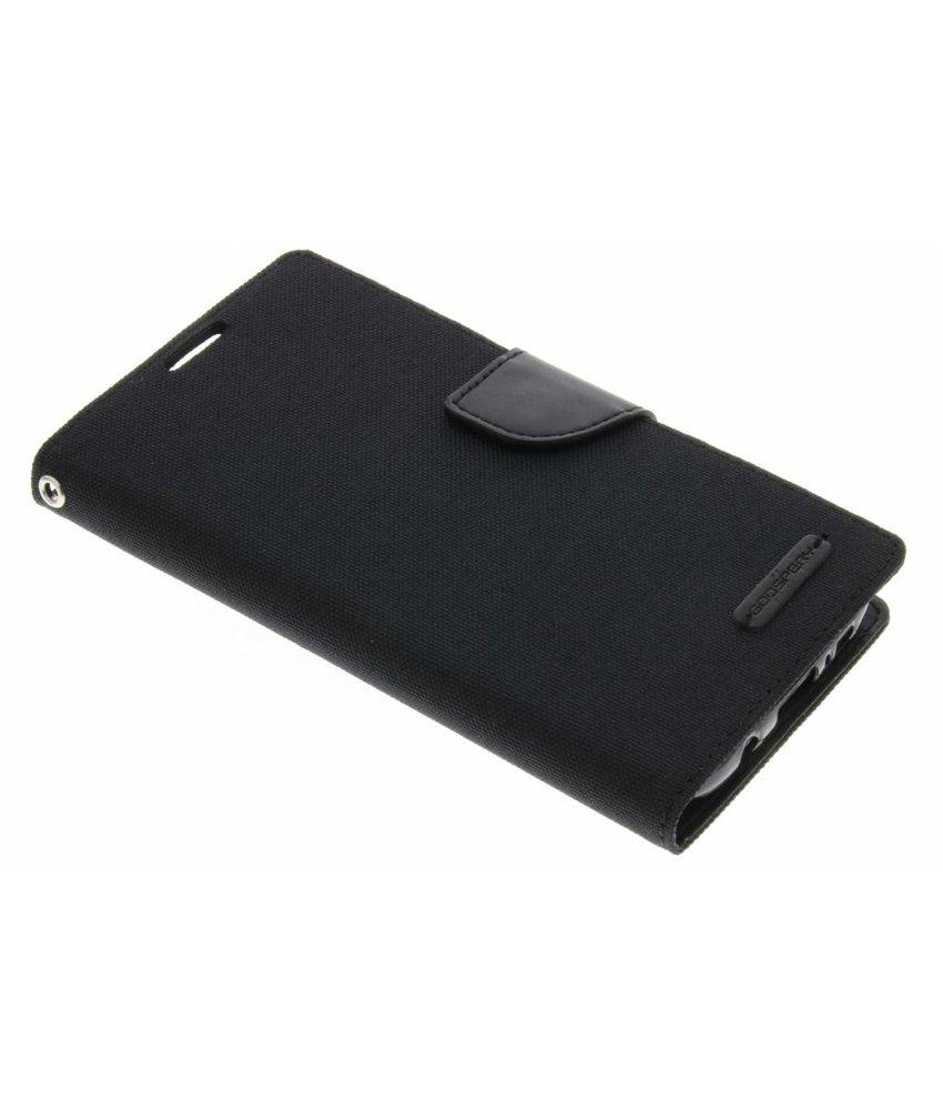 Mercury Goospery Canvas Diary Booktype Samsung Galaxy S7 Edge