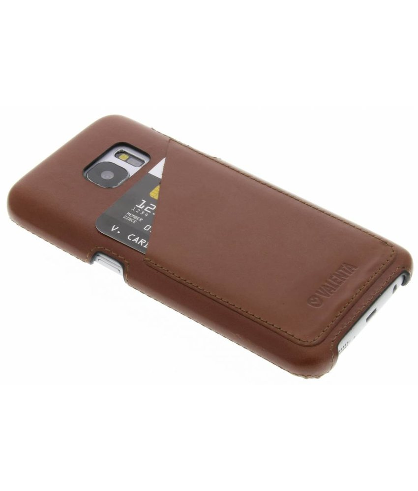 Valenta Classic Luxe Backcover Samsung Galaxy S7
