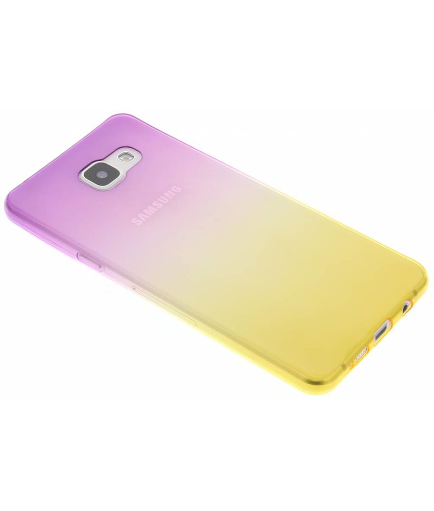 Tweekleurige Backcover Samsung Galaxy A5 (2016)