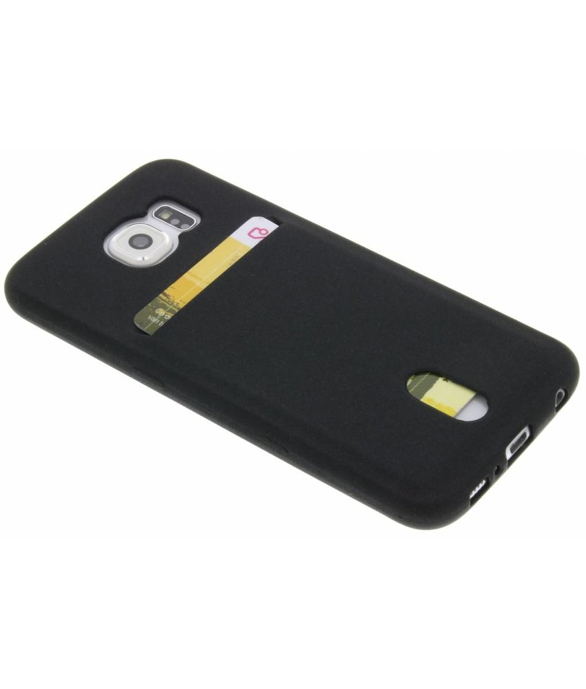 Card Backcover Samsung Galaxy S6