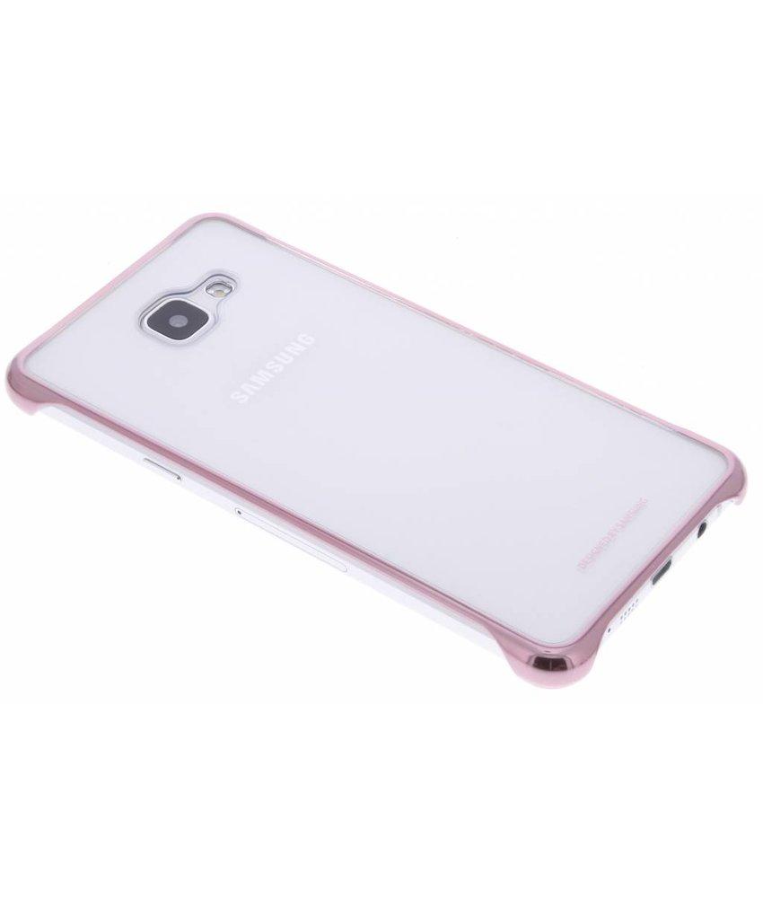 Samsung Clear Hardcase Backcover Samsung Galaxy A5 (2016)