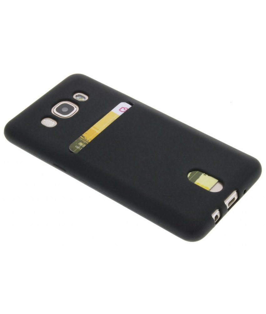 Card Backcover Samsung Galaxy J5 (2016)