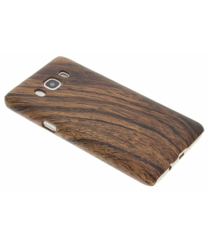 Hout Design Backcover Samsung Galaxy J5 (2016)