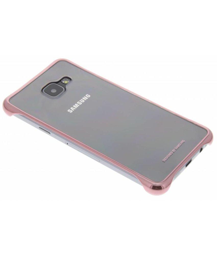 Samsung Clear Hardcase Backcover Samsung Galaxy A3 (2016)