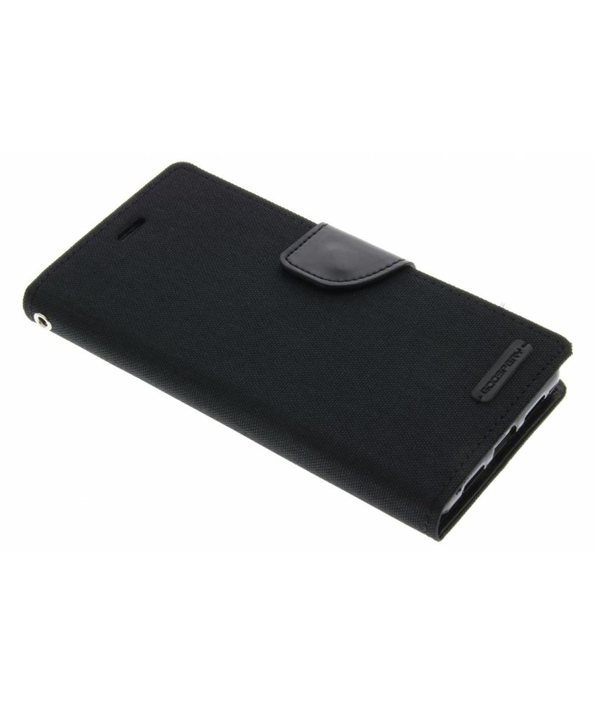 Mercury Goospery Canvas Diary Booktype Huawei P9 Lite