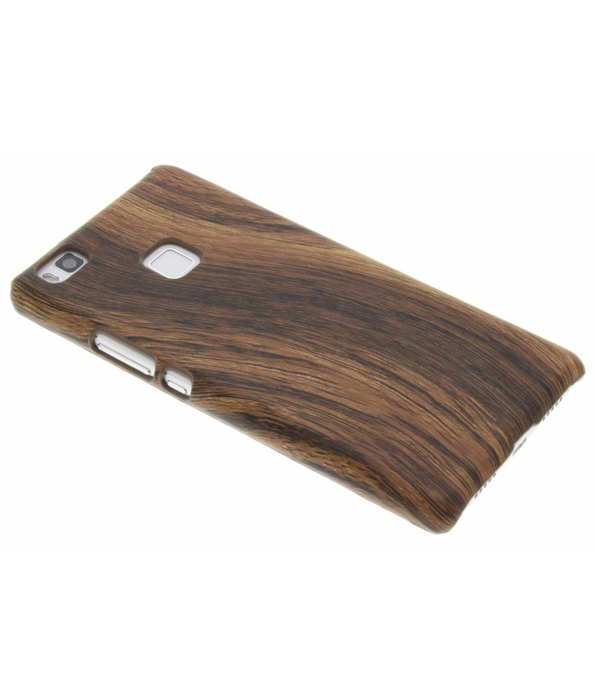 Hout Design Backcover Huawei P9 Lite