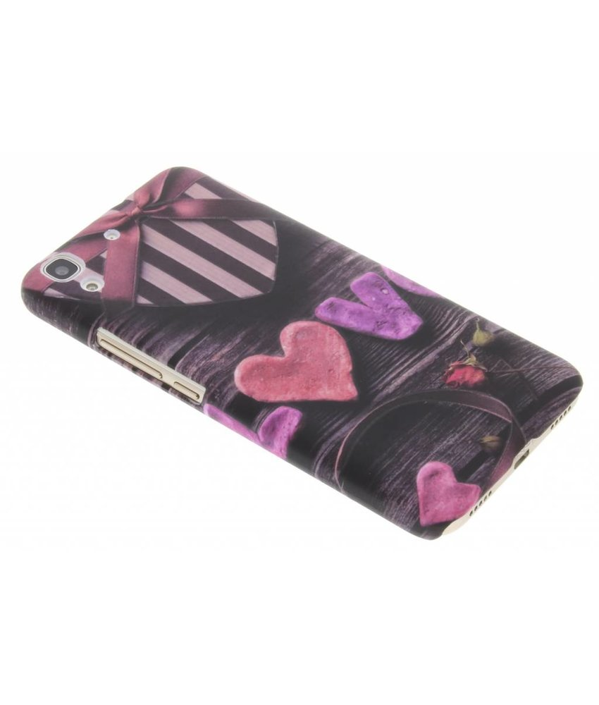 Design Hardcase Backcover Huawei Y6