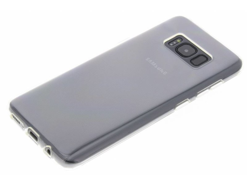 Samsung Galaxy S8 hoesje - Softcase Backcover voor Samsung