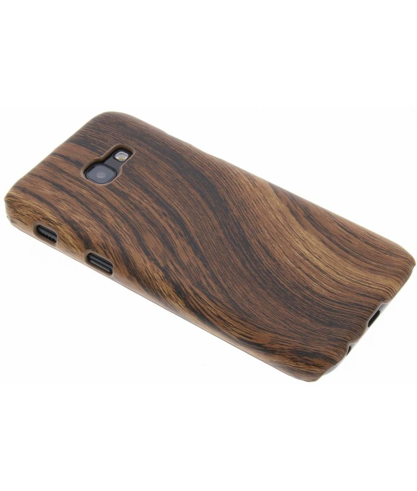 Hout Design Backcover Samsung Galaxy A5 (2017)