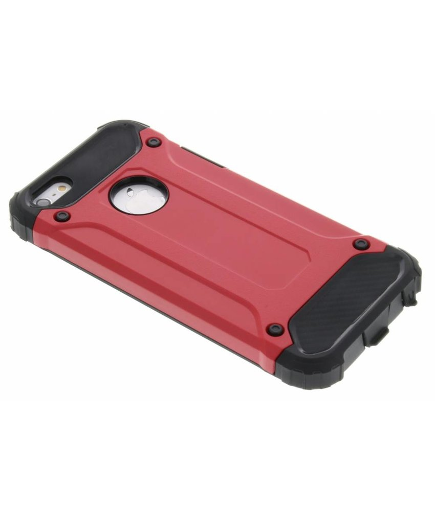 Rugged Xtreme Backcover iPhone SE / 5 / 5s