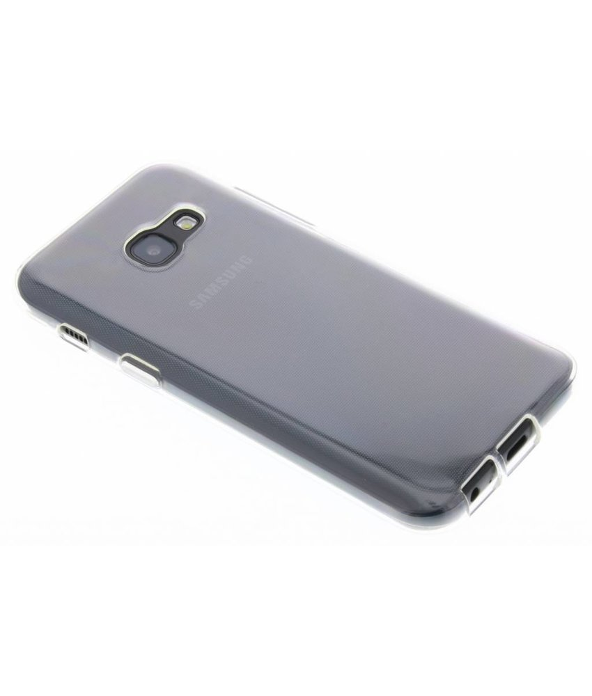 Softcase Backcover Samsung Galaxy A3 (2017)
