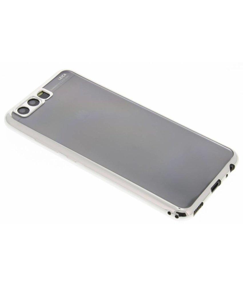 Backcover met metallic rand Huawei P10