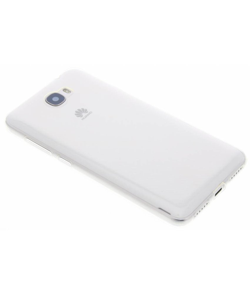 Ultra Thin Transparant Backcover Huawei Y5 2 / Y6 2 Compact