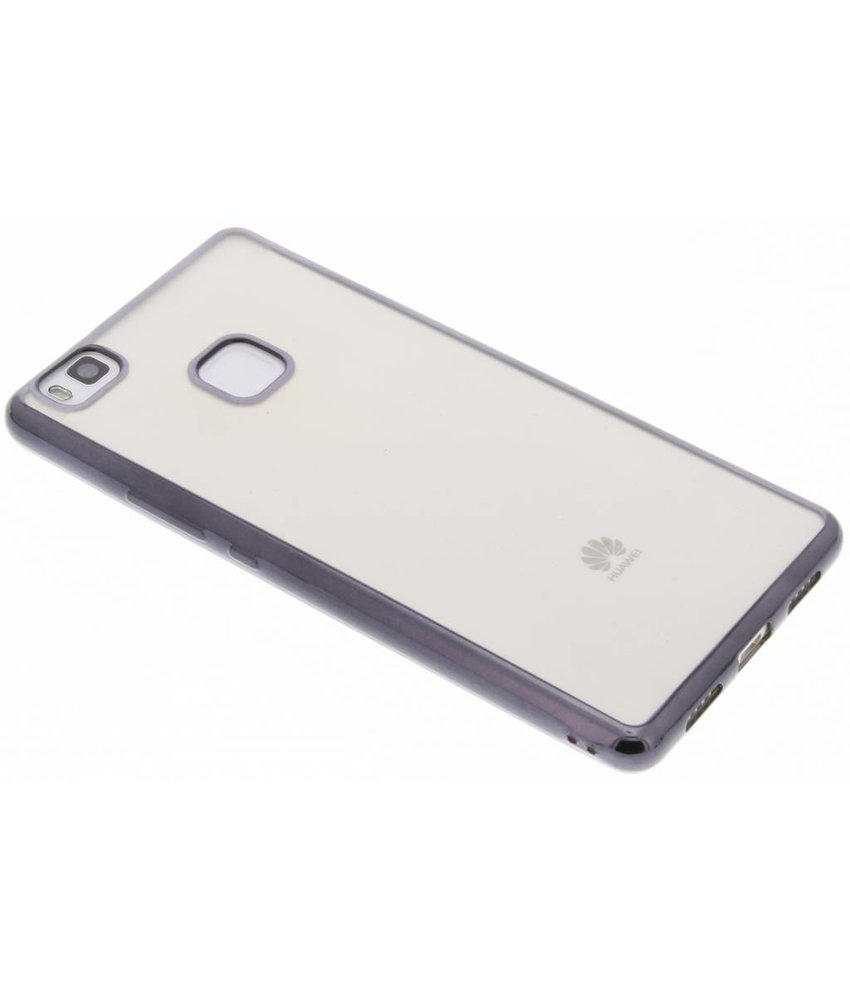 Backcover met metallic rand Huawei P9 Lite