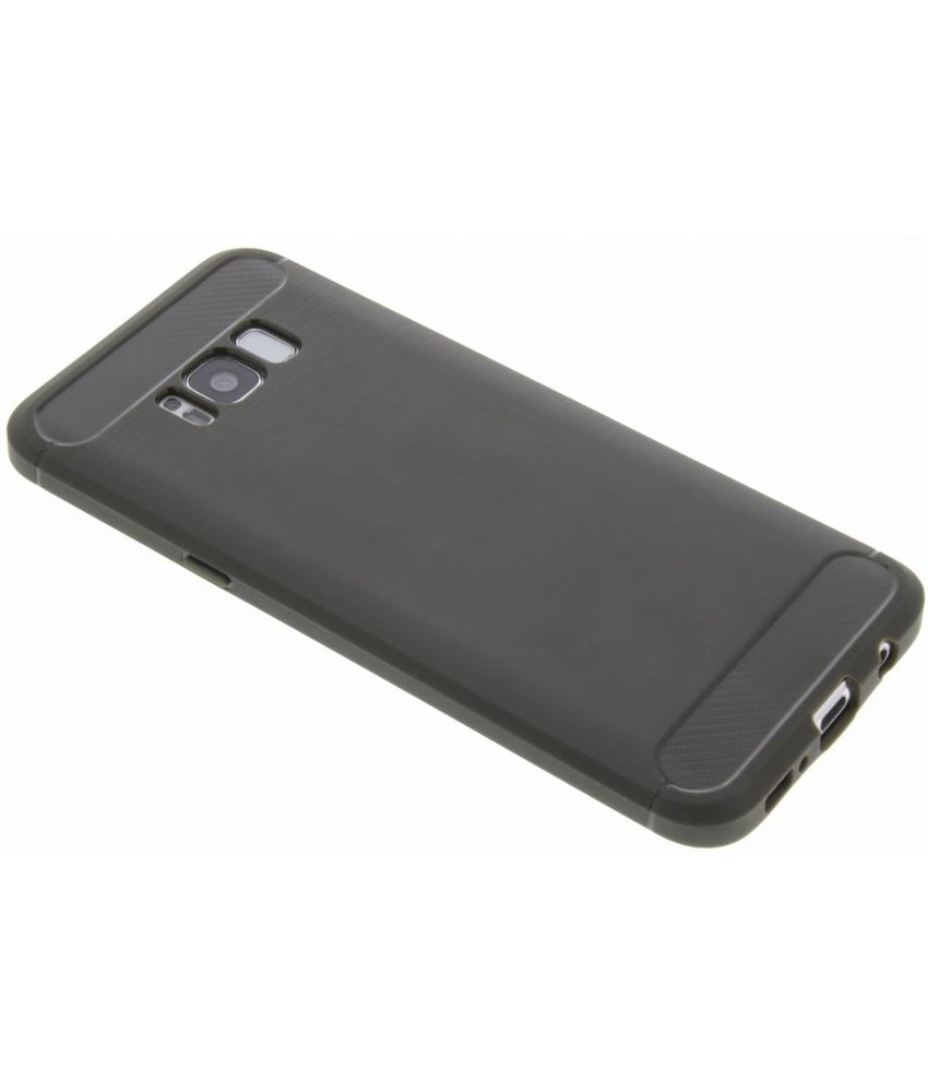 Brushed Backcover Samsung Galaxy S8 Plus