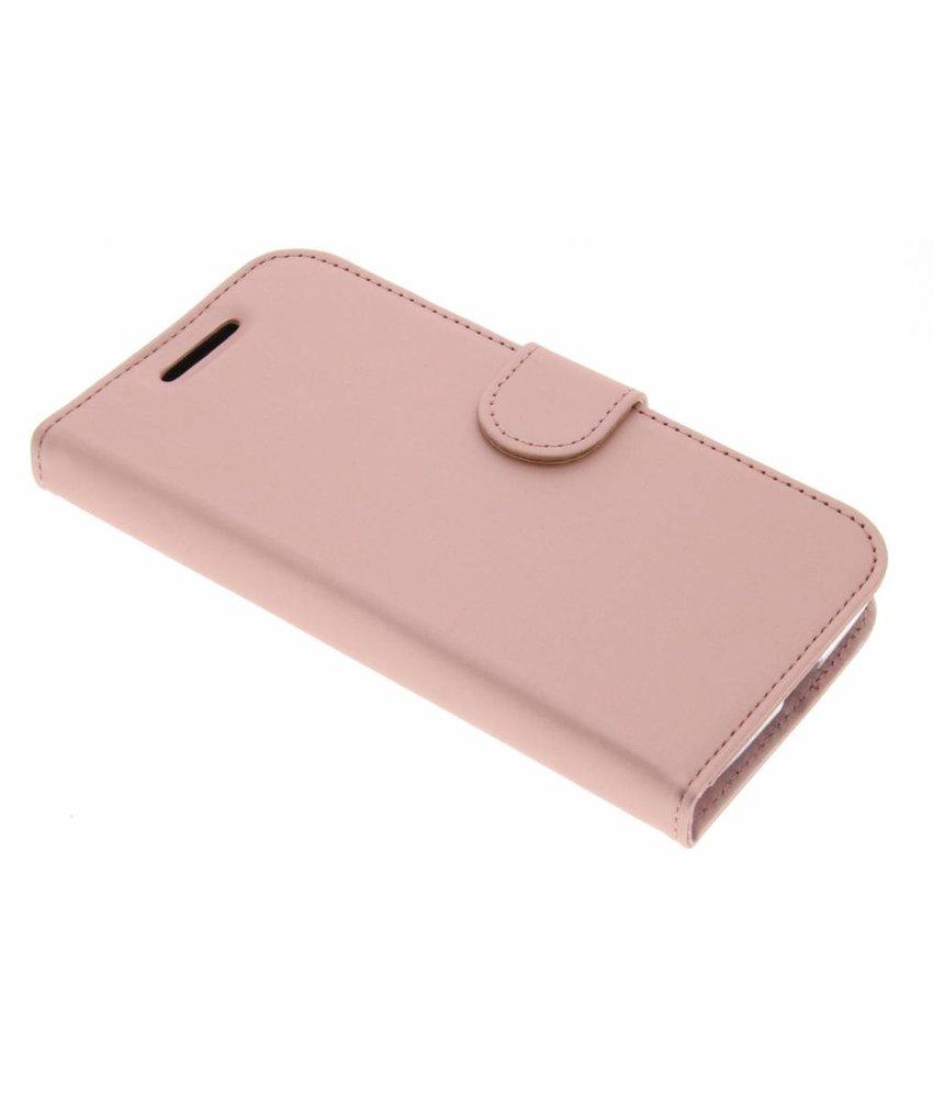 Accezz Wallet Softcase Booktype Motorola Moto G4 Play