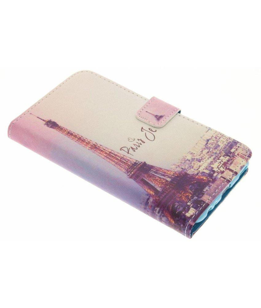 Design Softcase Booktype Huawei P10