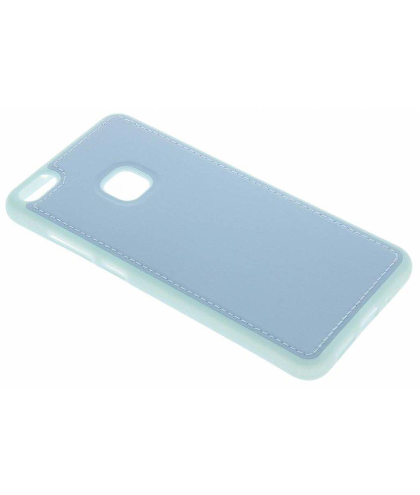 Lederen Backcover Huawei P10 Lite