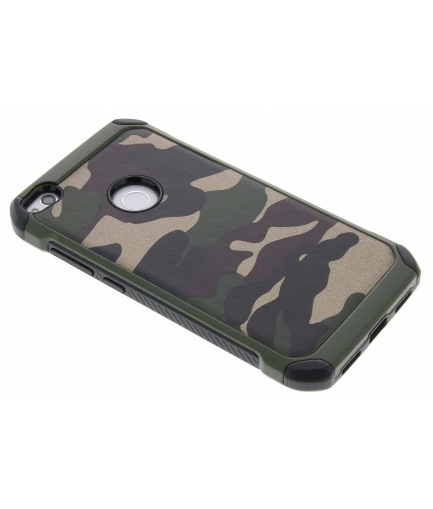 Army Defender Backcover Huawei P8 Lite (2017)