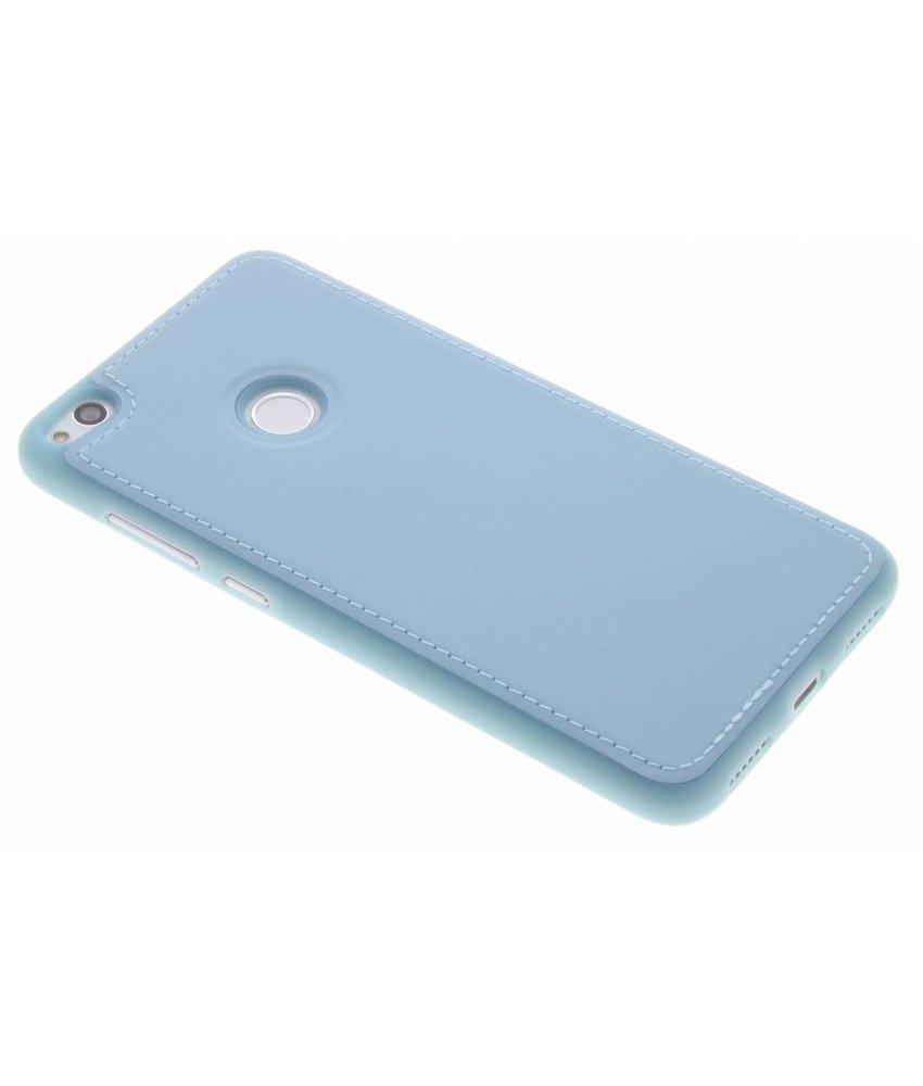 Lederen Backcover Huawei P8 Lite (2017)