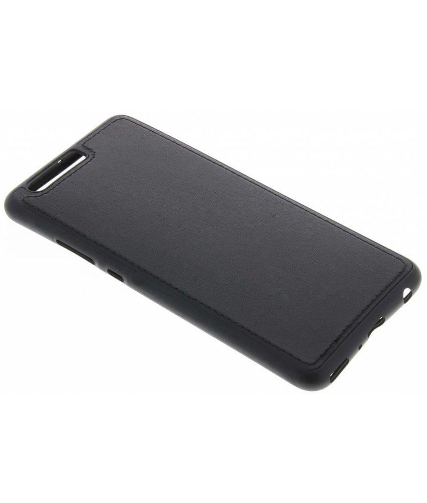 Lederen Backcover Huawei P10 Plus