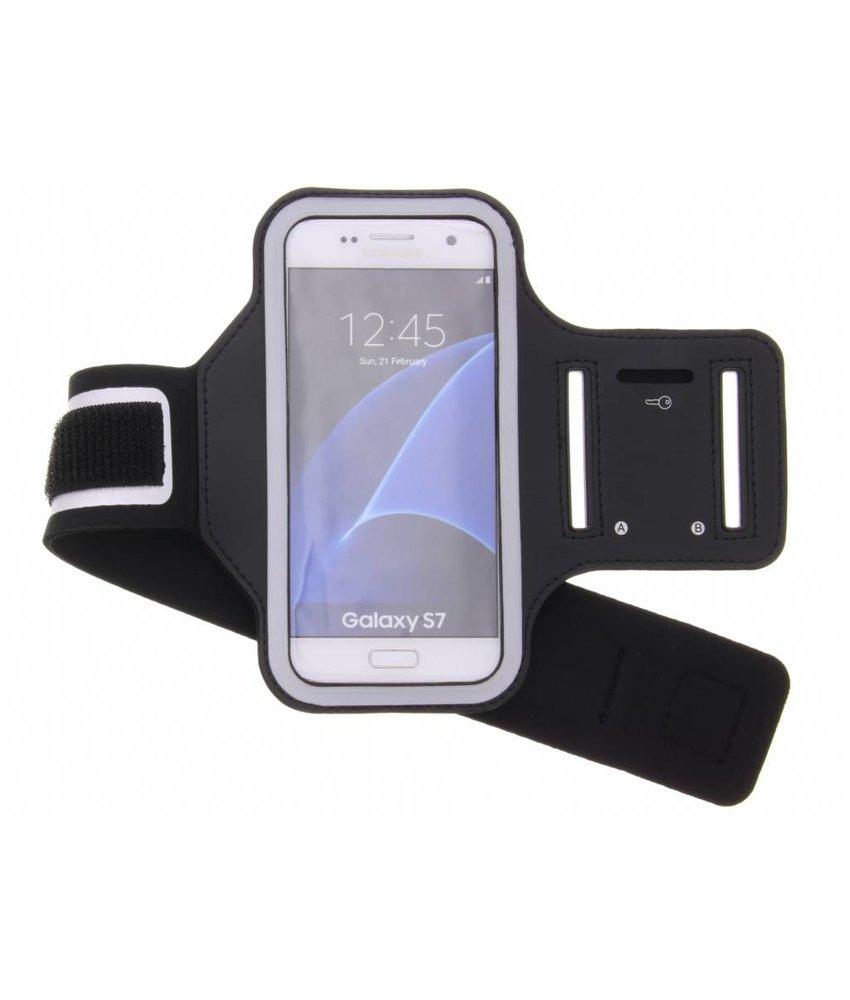Zwart sportarmband Samsung Galaxy S7