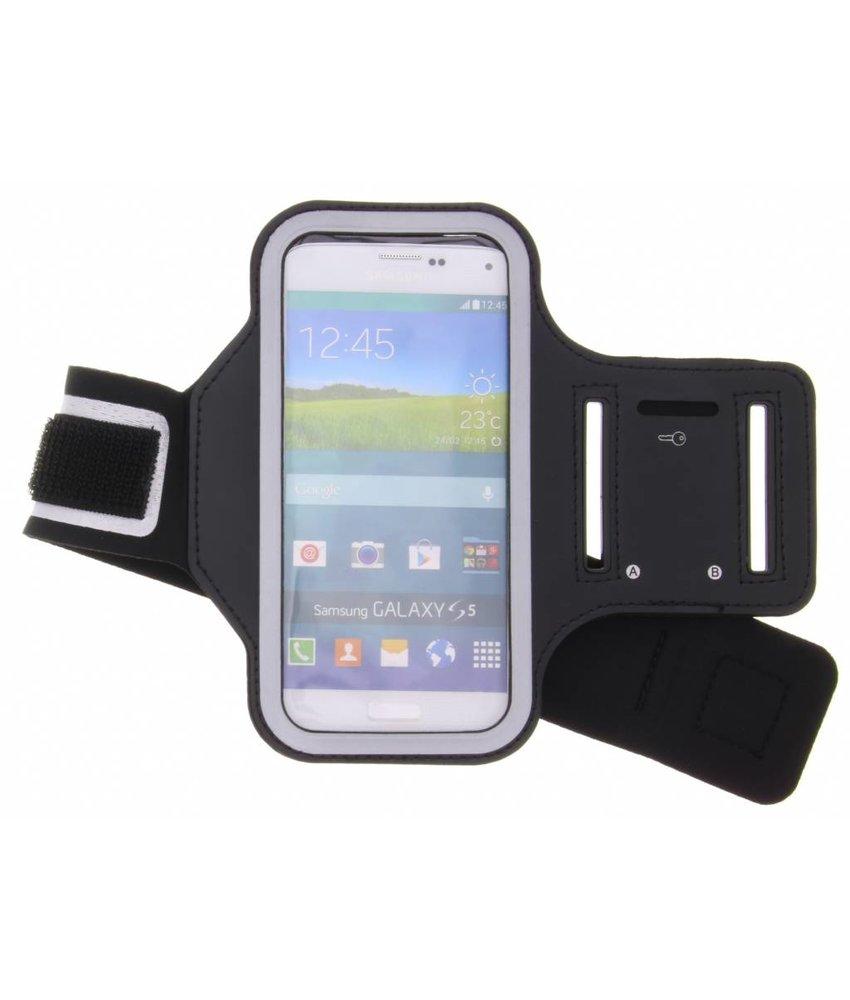 Zwart sportarmband Samsung Galaxy S5