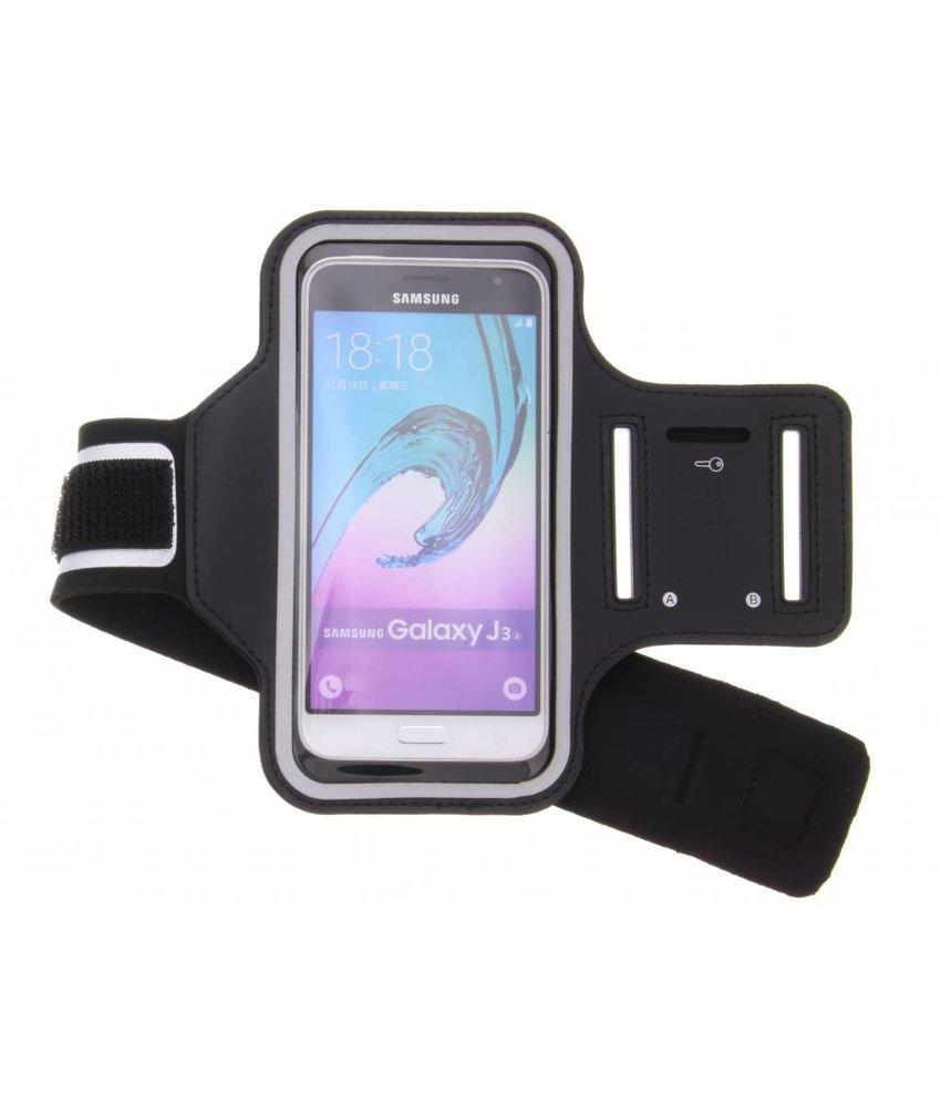 Zwart sportarmband Samsung Galaxy J3 / J3 (2016)