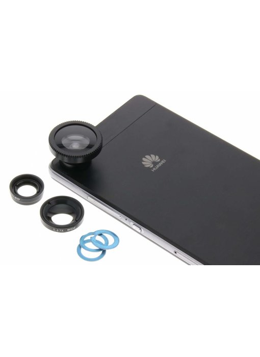 3 in 1 Magnetic Lens 0,67X