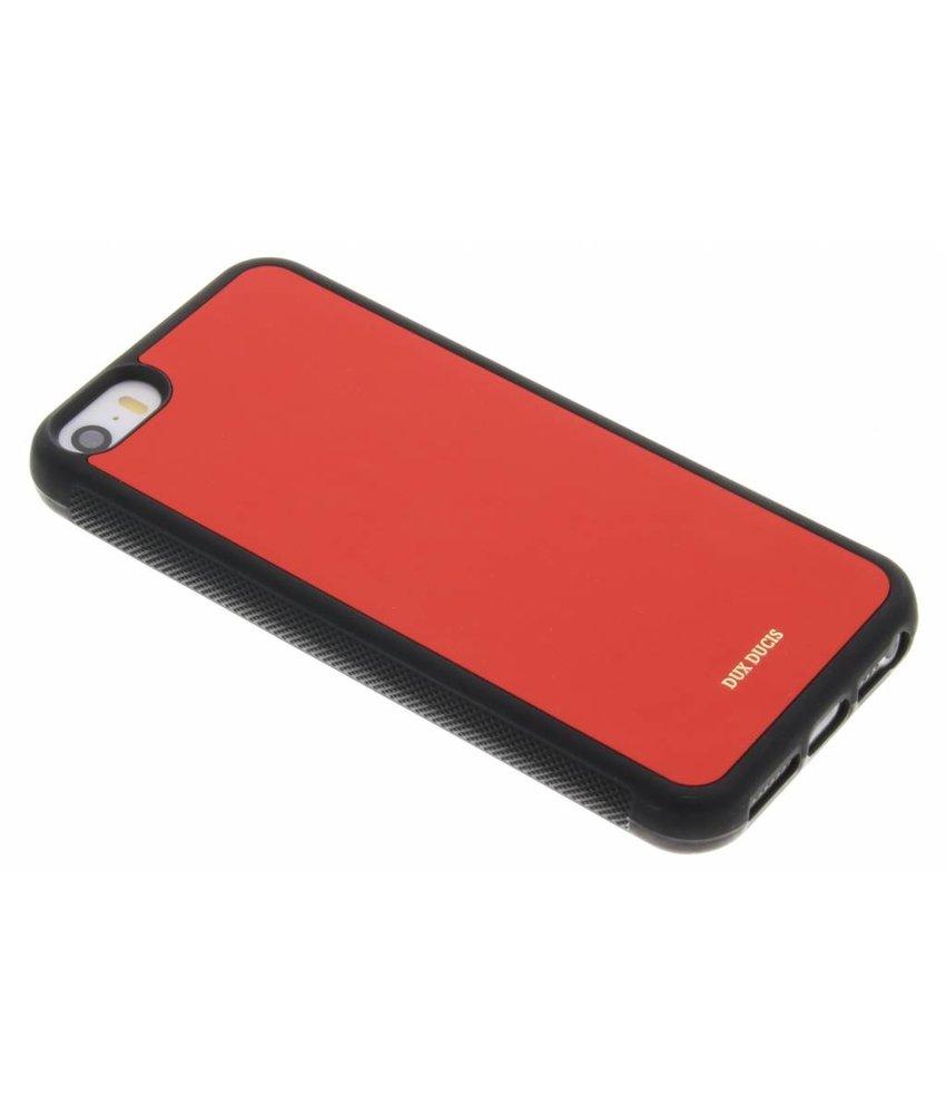 Dux Ducis Cardslot Backcover iPhone SE / 5 / 5s