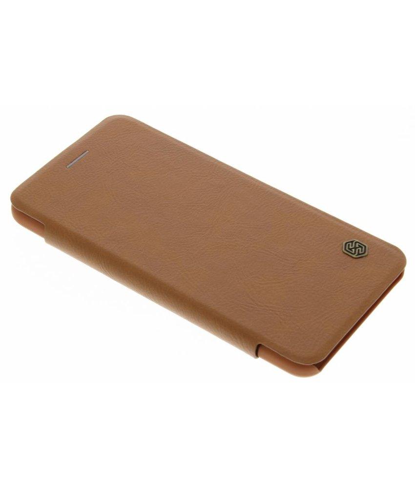 Nillkin Qin Leather Slim Booktype Huawei P10 Lite
