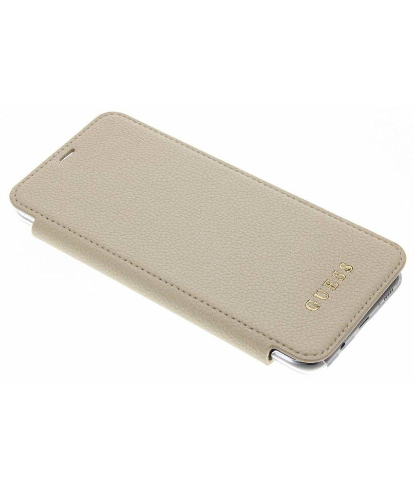 Guess Transparent Back Foliocase Samsung Galaxy S8 Plus