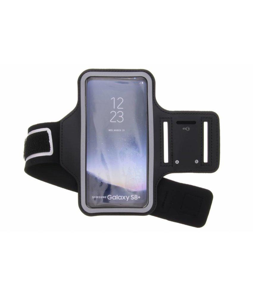 Zwart sportarmband Samsung Galaxy S8 Plus