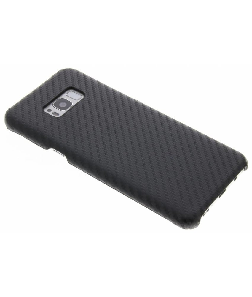 Carbon Hardcase Backcover Samsung Galaxy S8 Plus