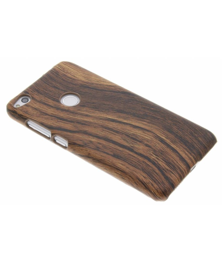 Hout Design Backcover Huawei P8 Lite (2017)