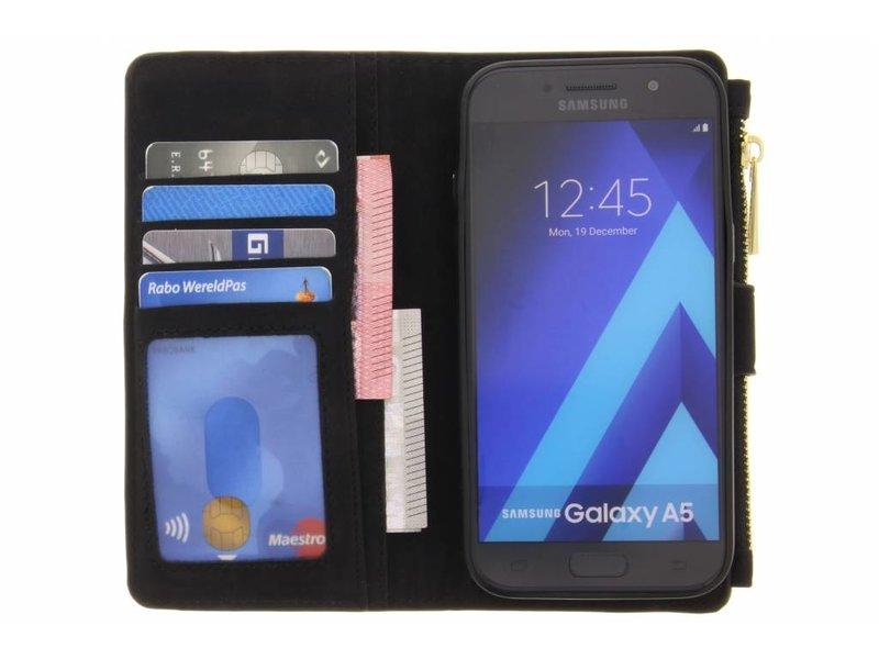 Samsung Galaxy A5 (2017) hoesje - Luxe Portemonnee voor Samsung