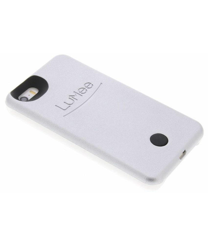 LuMee Zilver Lighted Hard Case iPhone 5 / 5s / SE