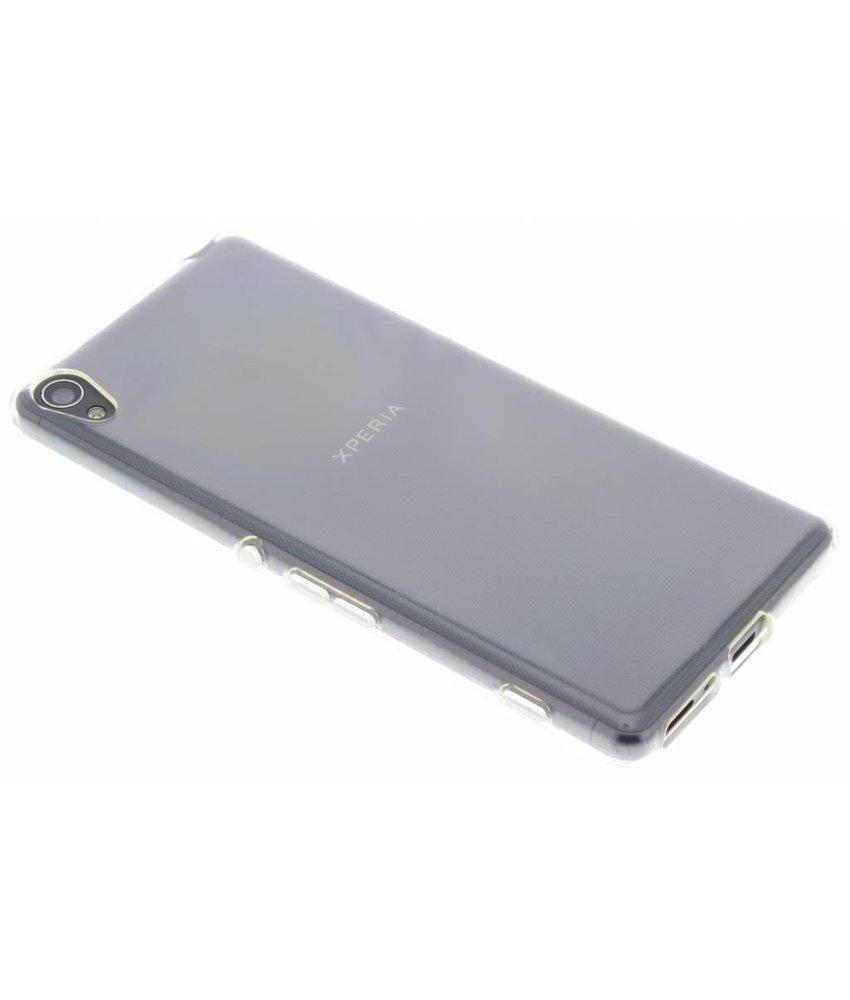 Softcase Backcover Sony Xperia XA